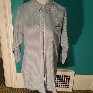 Lauren ralph lauren pajama top